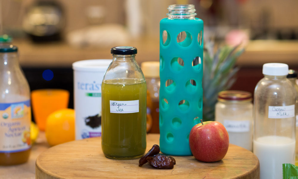 Top 3 Natural Energy Boosting Foods for Athletes
