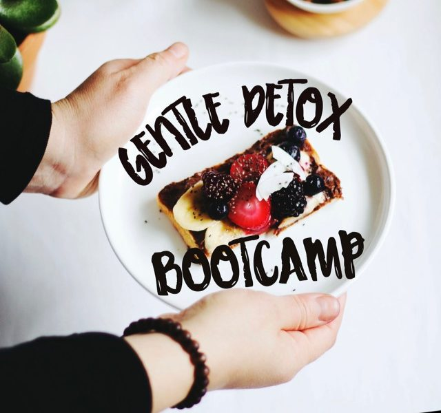Be a Spectator or Get in the Game – Introducing our Gentle Detox Bootcamp